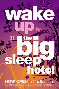 Wake Up to the Big Sleep